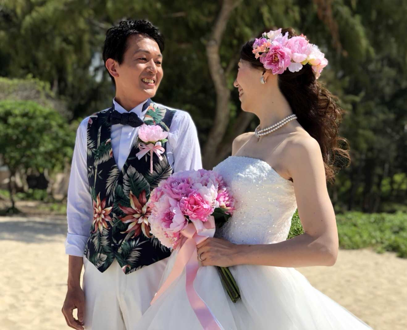花嫁さまからHAPPY MAIL♪ありがとうございます!