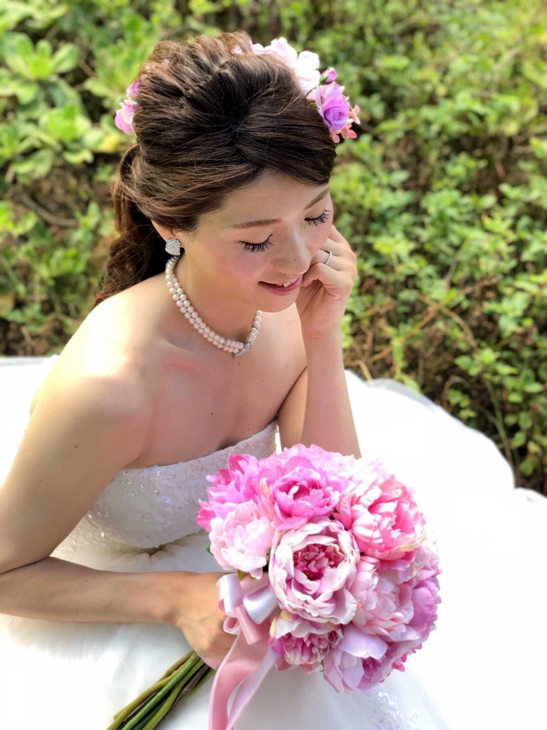 素敵な花嫁さまご紹介です!!