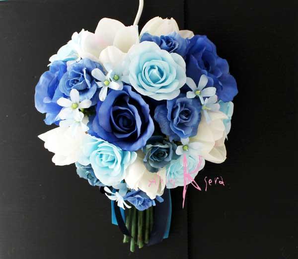 造花オーダーメイド♪ミニハートブーケご紹介です♪