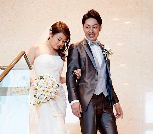 花嫁さまからHAPPY MAILが届いています♪
